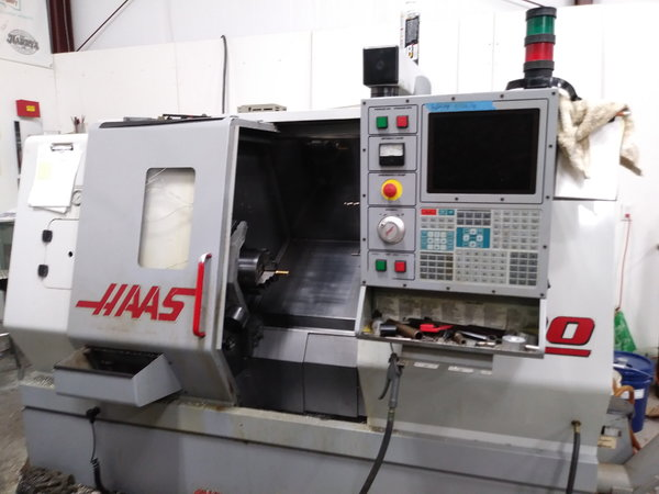 2001 HASS SL-20T CNC LATHE  for Sale $24,900
