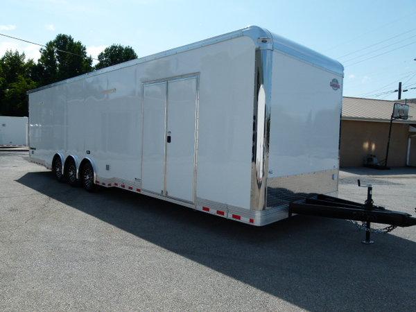 2020 34' Cargo Mate Eliminator loaded