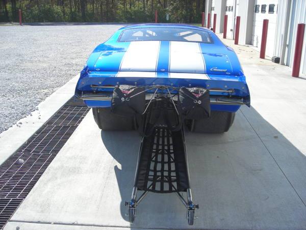 "2018 1969 JBRC Pro/NOS Camaro 112"" WB  for Sale $119,500"