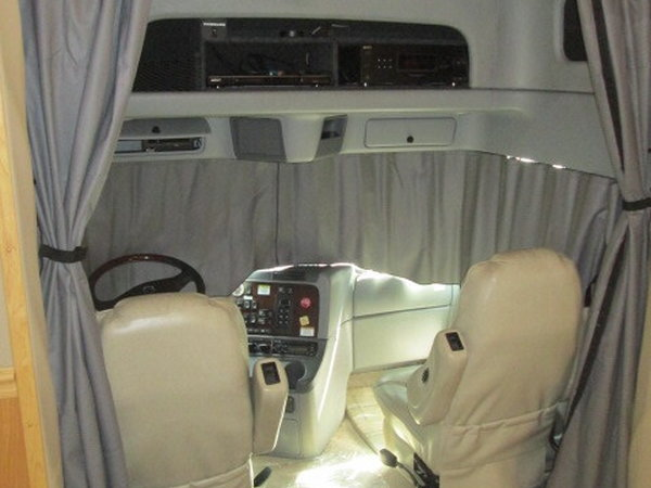 2012 Renegade 3300XM open cab on a