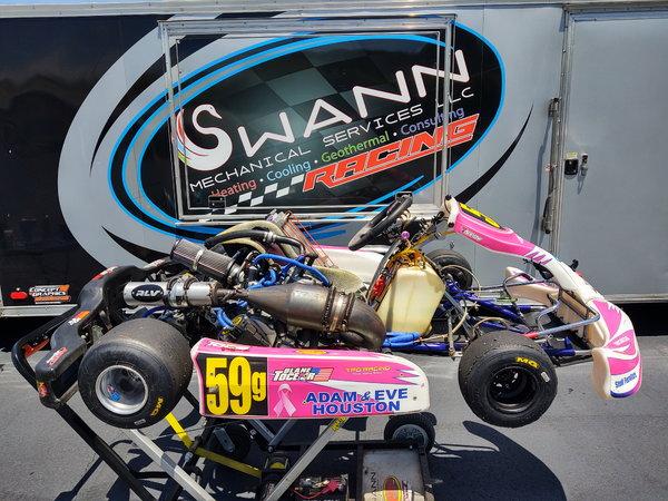 2009 Arrow AX9 125cc Shifter Kart  for Sale $5,500