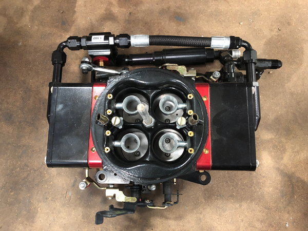 CORNETT FORD 400 COMPLETE WITH CARB & HEADERS