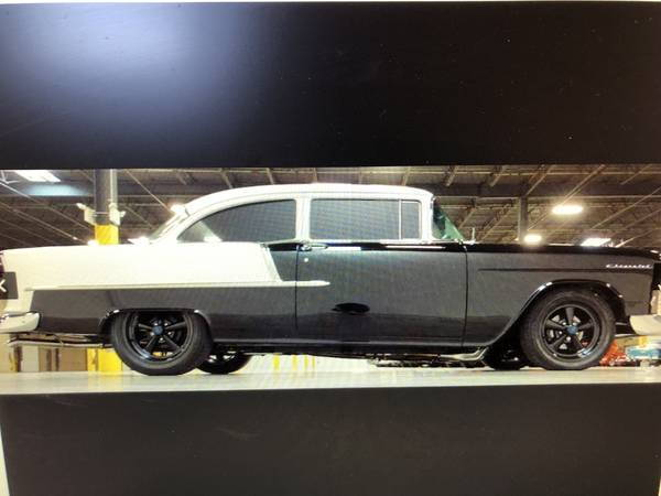 "Black, Cragars, Chevy 17"", 18""  for Sale $1,000"