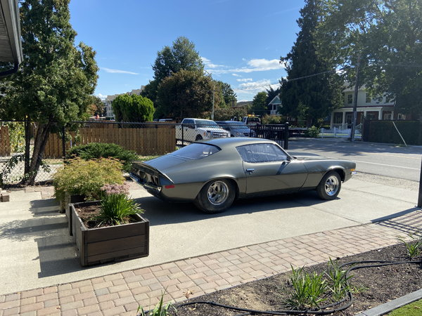 1970 Chevrolet Camaro  for Sale $29,700