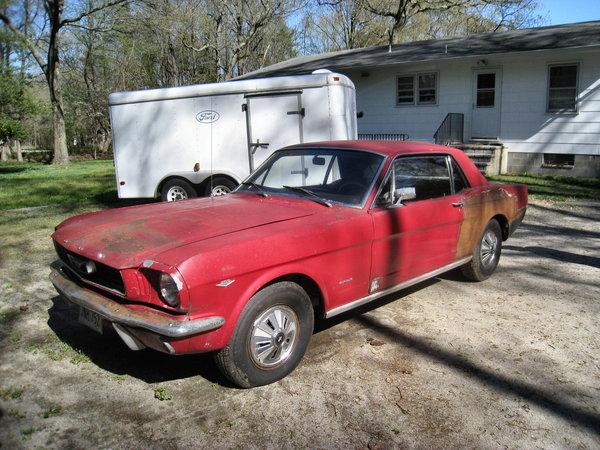 1966 Ford Mustang For Sale >> 1966 Ford Mustang For Sale In Pasadena Md Price 2 800