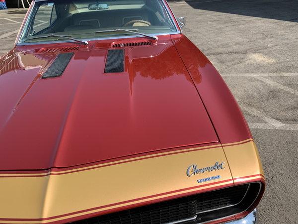 1967 Chevrolet Camaro  for Sale $48,000