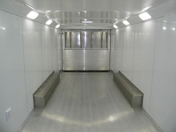 2018 Haulmark HAR 8.5x28 w/Extruded Aluminum Flooring