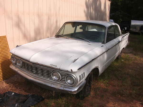1961 Mercury Comet  for Sale $4,650