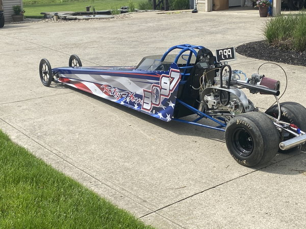 2006 halfscale  for Sale $4,500