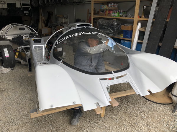 Diasio Sports Racer Turbo   for Sale $29,000