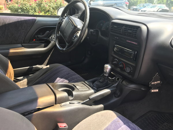 2001 Chevrolet Camaro  for Sale $9,500