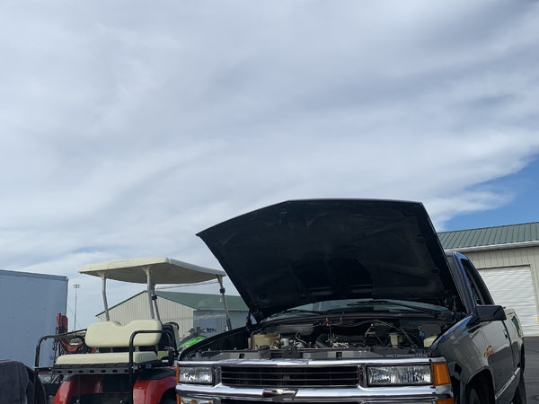 1993 Chevy 1500  for Sale $29,500