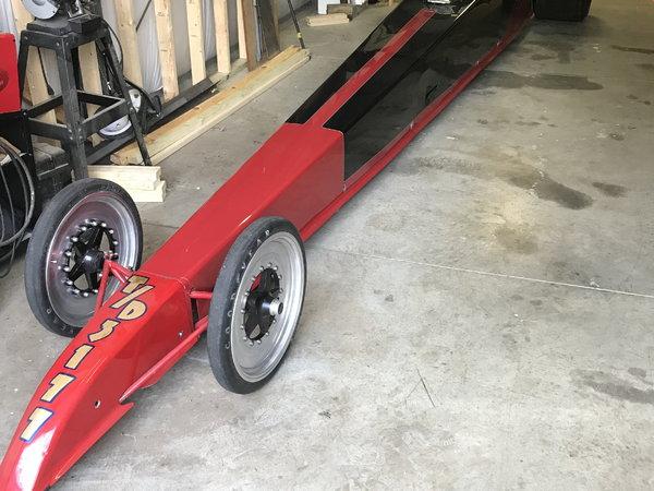 Spitzer dragster 410sbc  for Sale $12,000