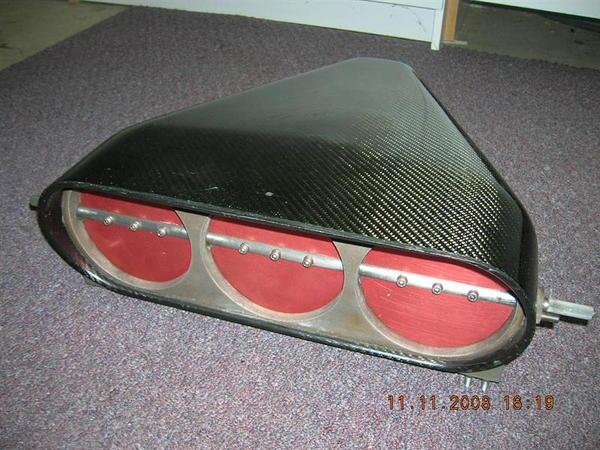 Carbon Fiber Enderle Type  Buzzard Catcher Injector   for Sale $1,000