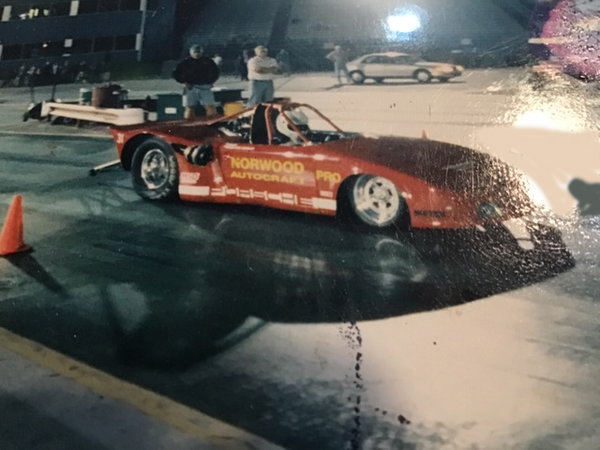 Porsche turbo dragster  for Sale $60,000