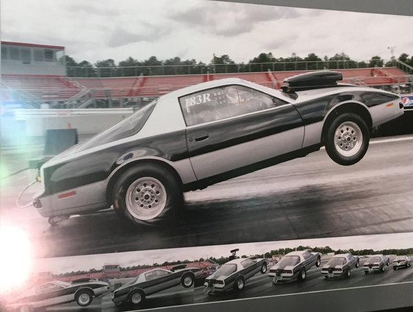 1985 Firebird Bracket Car  for Sale $29,995