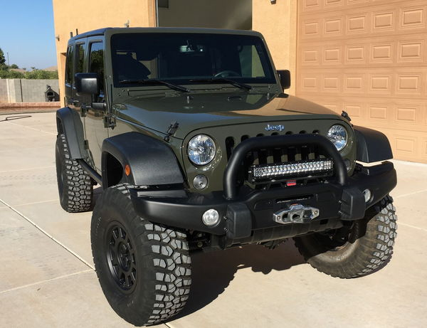 2015 Jeep Wrangler  for Sale $59,900