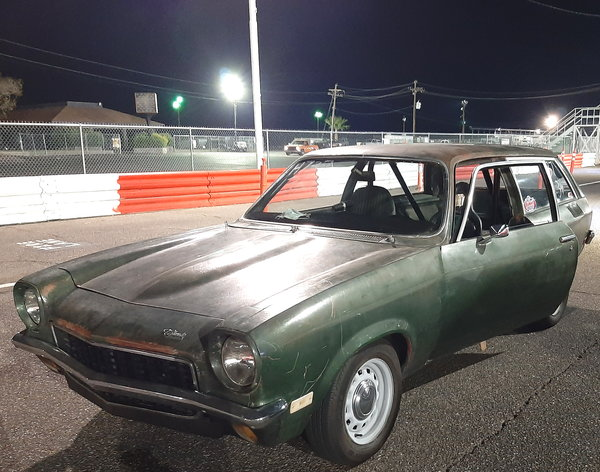 AWESOME LS3 POWERED '71 VEGA WAGON  for Sale $16,000