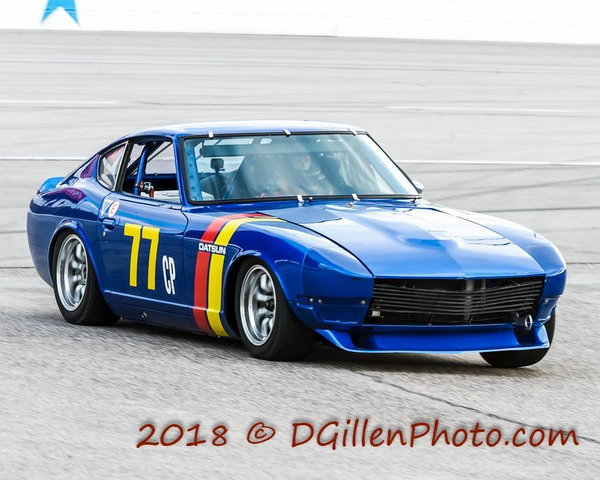 1972 Datsun 240Z Race Car  for Sale $35,000