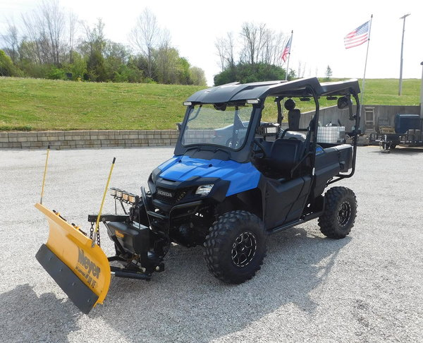 SxS with Snow Plow  for Sale $24,999