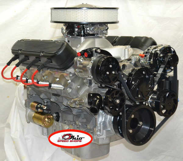 Dyno Tested LS3 505HP Carb Engine  for Sale $12,750