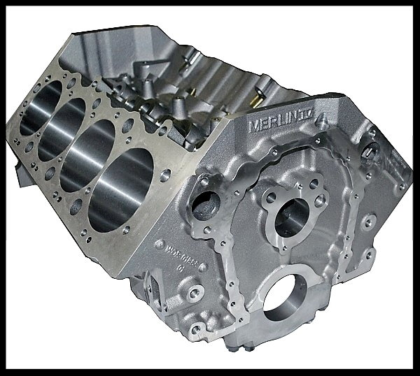 BBC Chevy Turn Key 632 Stage 10.5 Engine AFR Merlin IV 915HP  for Sale $13,995