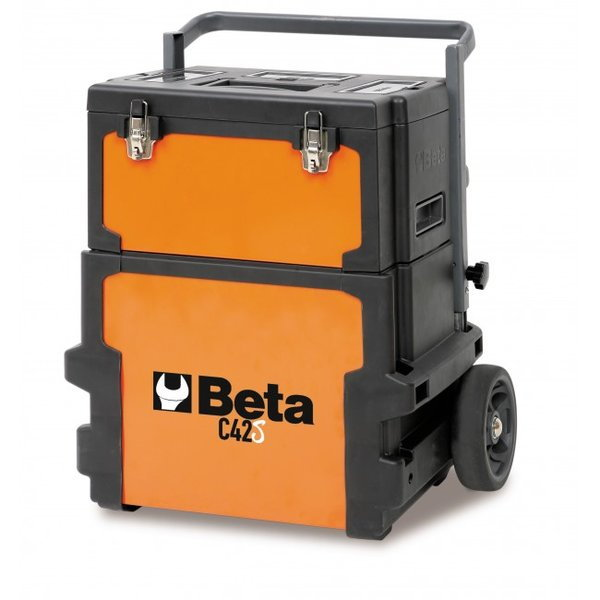 BETA TOOLS C42S-TWO-MODULE TOOL TROLLEY - 042000001  for Sale $450