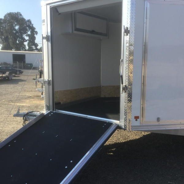 2019 Mission14' Snowmobile Trailer  for Sale $11,848
