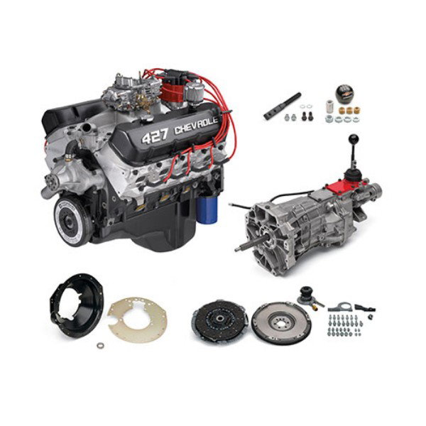 ZZ427/480 (480 hp) Connect & Cruise Powertrain System  for Sale $17,947