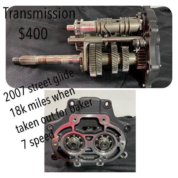 2006-2015 Harley Davidson Various Parts For Sale  for Sale $1