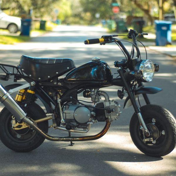Custom Mini Bike (Honda Monkey Clone)