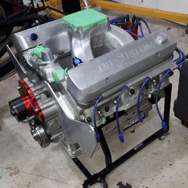900HP Pontiac 535 All Aluminum Engine For Sale