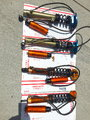 Moton coilover shocks BMW M3 E46 01-06