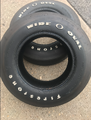 F 70 x 15 Firestone Oval O Tires