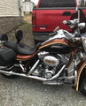 2008 ROAD KING FLHRSE4