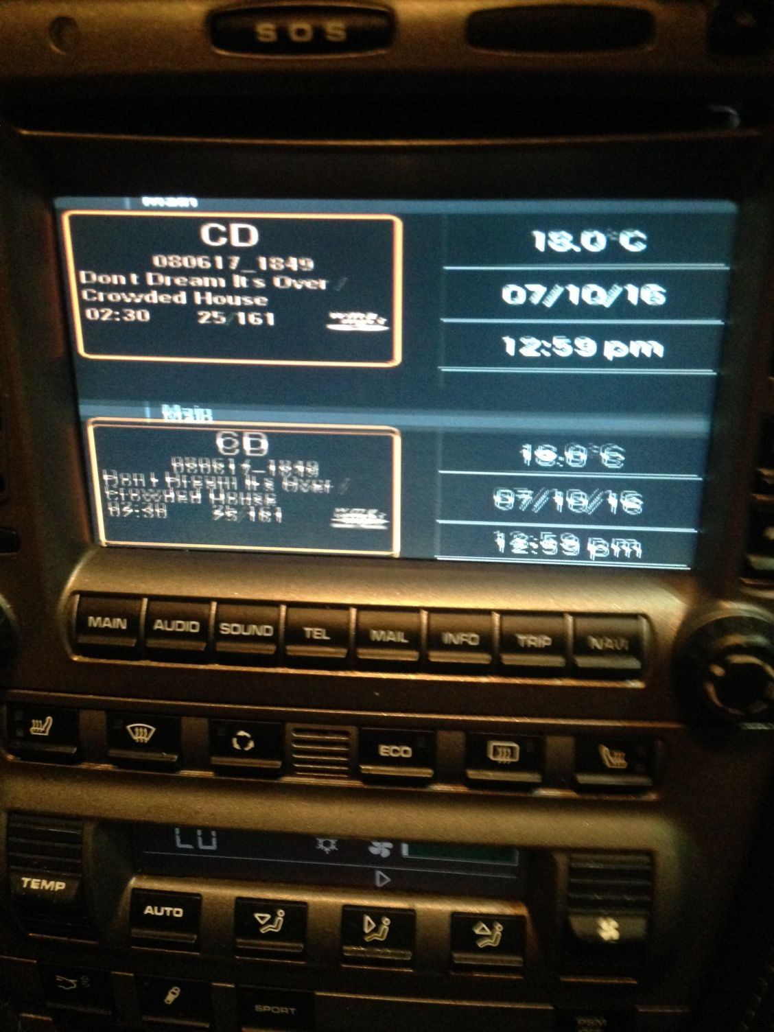 Stereo replacement for 2007 911 (w/Bose) - Rennlist