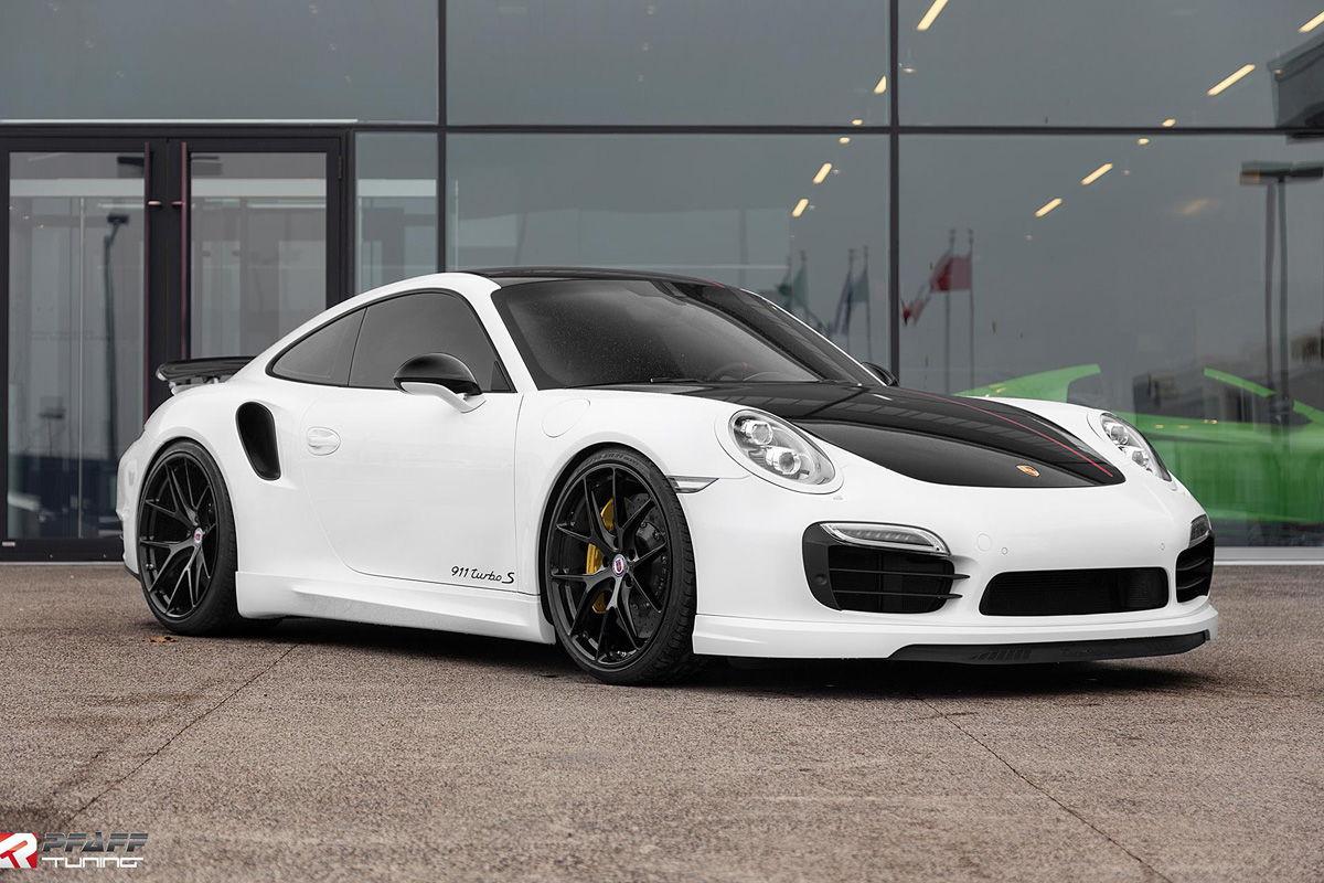 porsche 911 turbo s pfaff