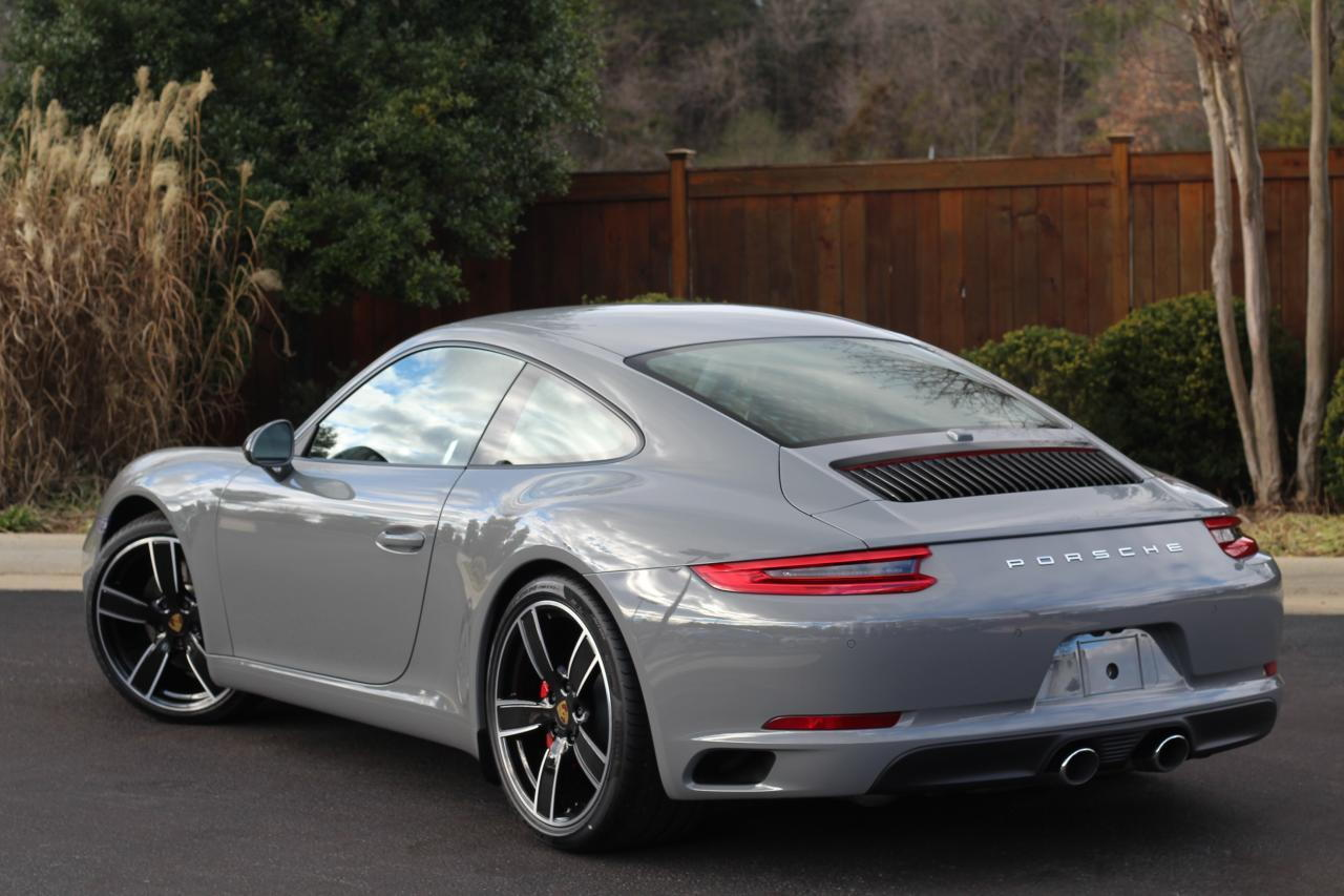 Dealer Inventory 2017 Porsche 911 S Coupe Pts Nardo Grey