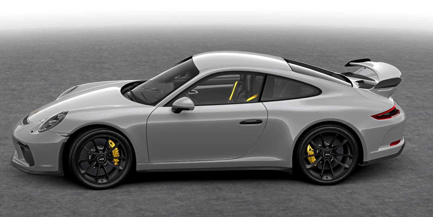 2018 porsche gt3 chalk. perfect 2018 i think its a lot lighter than shown on the configurator in 2018 porsche gt3 chalk 9