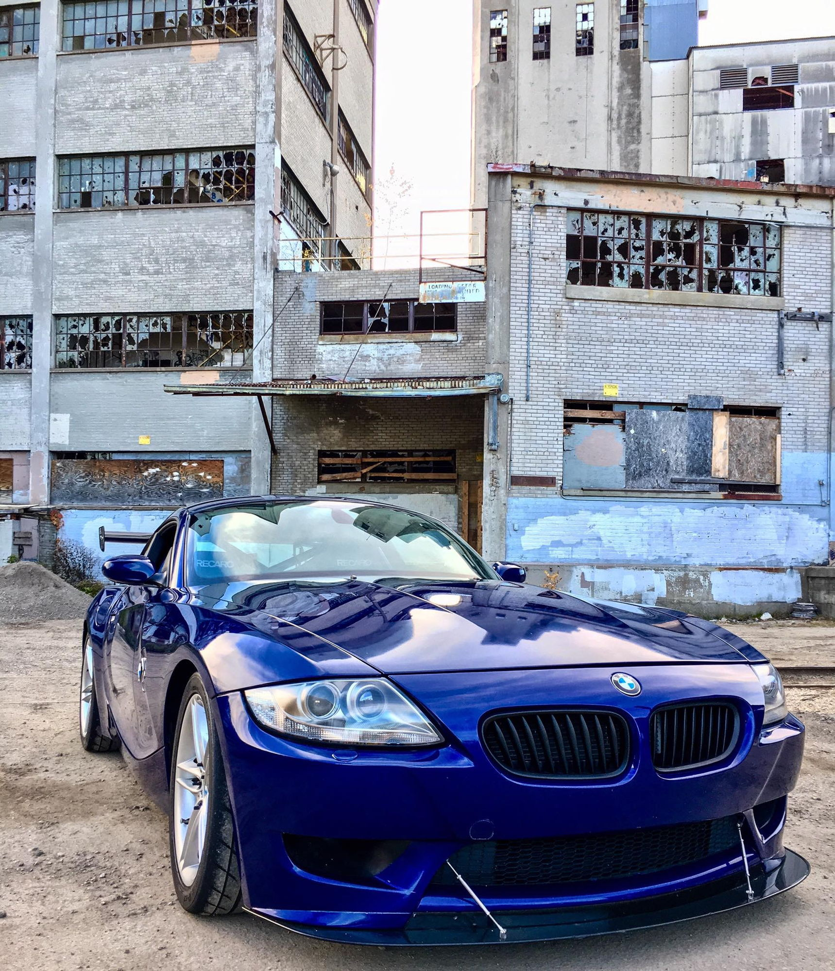 Bmw Z4m Coupe: 2006 BMW Z4M Coupe Track Car