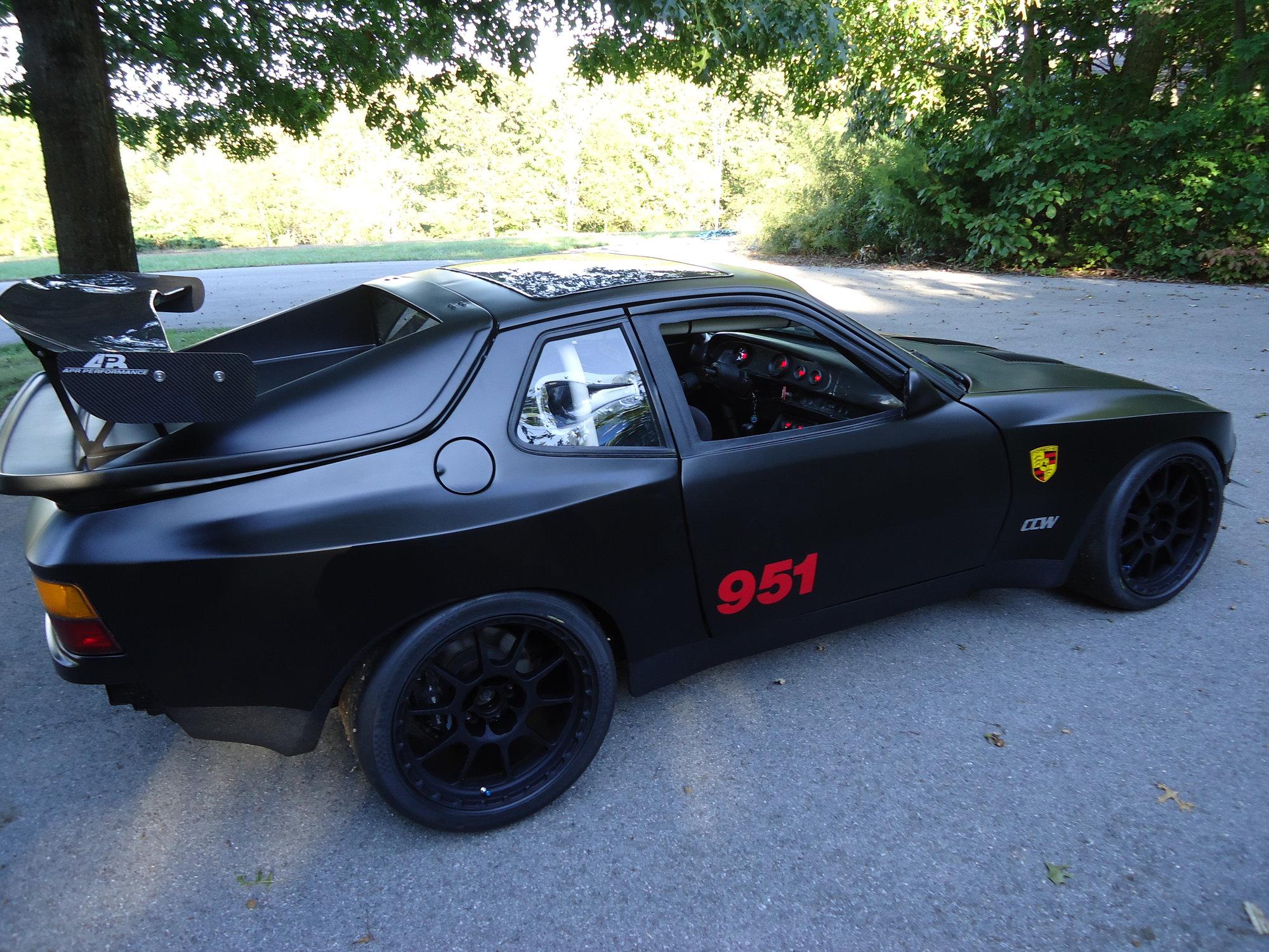 Cant find 1984 944 body kits , Rennlist , Porsche Discussion