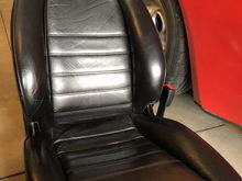 pass seat in mint cond.