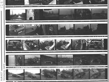 B&W Slides from John Rettie's collection. From the 928 press launch, 1977 Some used for th magazine Hot VW, August '77