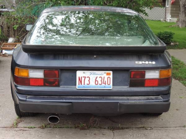 Kopenhagen Blue 944 Rennlist Porsche Discussion Forums