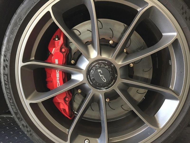Essex/AP Racing 2-piece J Hook Brake Discs and Ferodo Racing