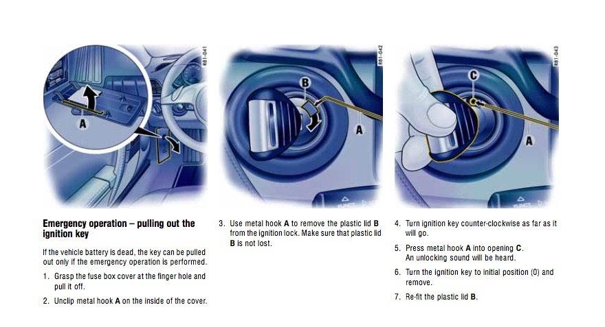 Tiptronic Car Key Stuck In Ignition Rennlist Porsche Discussion Forums