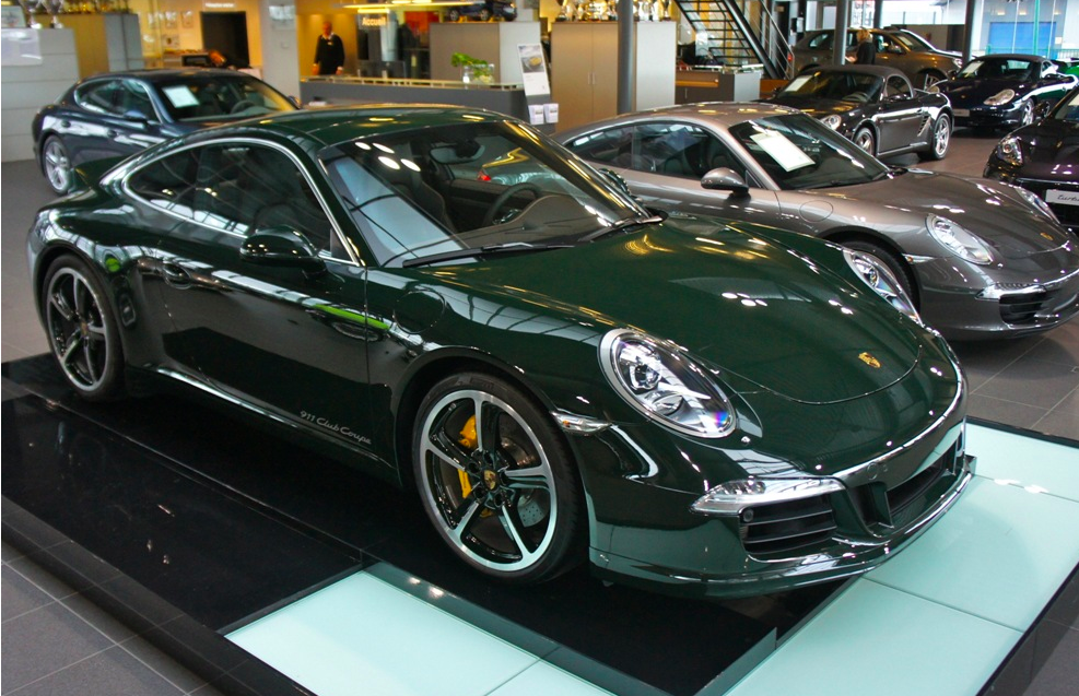 Examples Of Irish Green Or Brewster Green Rennlist Porsche Discussion Forums