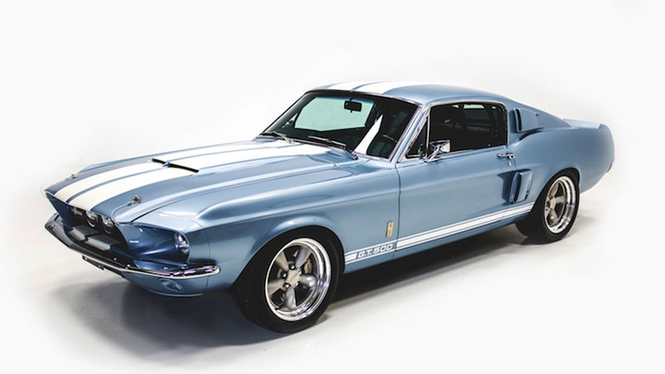 Revology\'s 67 Shelby GT500 is a Modern Muscle Car - The Mustang ...