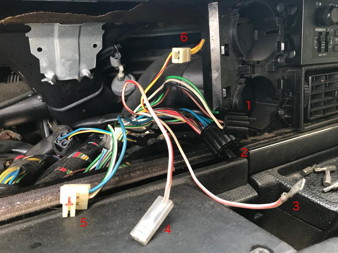 240 Instrument Cluster Wiring - Volvo Forums - Volvo Enthusiasts Forum | Volvo 240 Instrument Cluster Wiring Diagram |  | Volvo Forums
