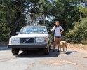 Garage - daughter's car